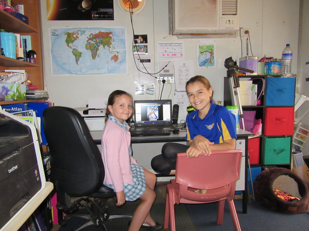Using iConnect on Sky Muster (QLD Dept. ofEducation)