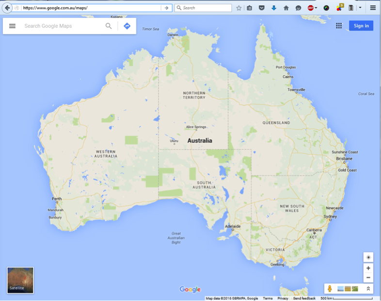 How to find your Latitude and Longitude using Google Maps | Better